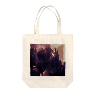 Deth in myself Tote bags