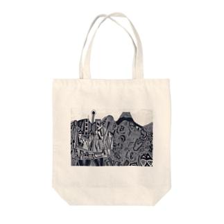 no.17 Tote bags