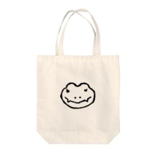トゲオアガマのグッズ Tote bags
