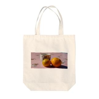 本州北限 風布地区 みかんアイテム Tote bags