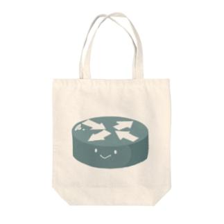 ルーターちゃん Tote bags