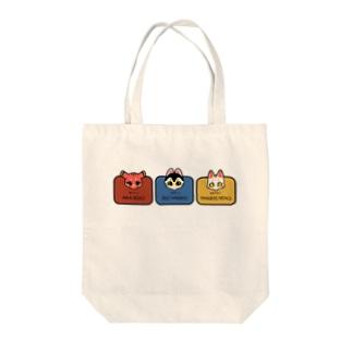 ■つくもガールズ■ Tote bags