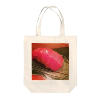 大間の鮪 Tote bags