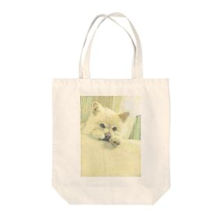 チワワ Tote bags