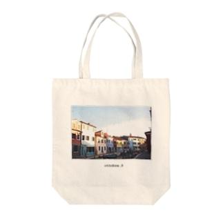 Ottobre.9 / burano,italia Tote bags