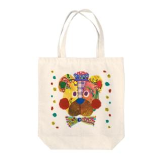 花園クマさんトート(*^^*) Tote bags