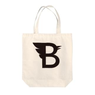 デカBーT7 Tote bags