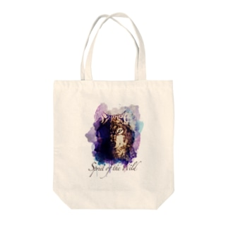 spirits of this wild Tote bags