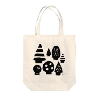 えほんの森 Tote bags