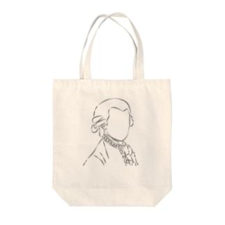 MUSIC [Pirint.B] Tote bags