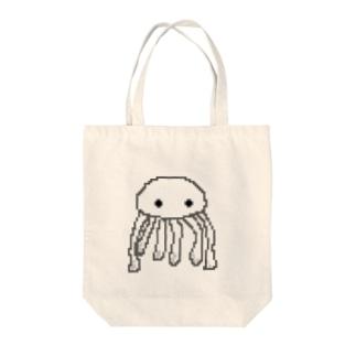 くらくらげ〜 Tote bags