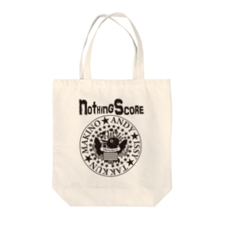 nothingscore Tote bags