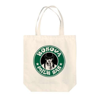 モロッコ milk Tote bags
