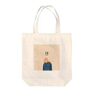 【2018.08.28】新井リオの英語日記グッズ Tote bags