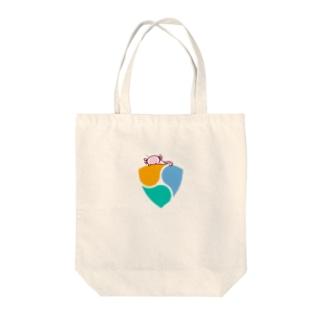 スタジオ嘉凰のnemおネム Tote bags