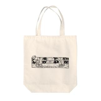股下風景 Tote bags