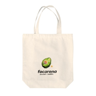 focarena on white background Tote bags
