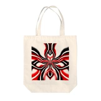 女帝 Tote bags
