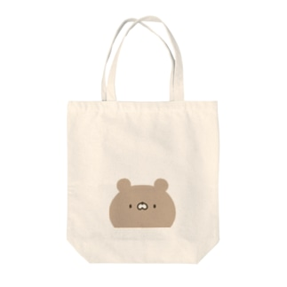 かわいいクマさん顔 Tote bags