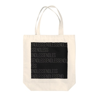 ENDLESS Tote bags