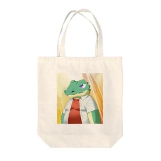 Q太郎ズ Tote bags