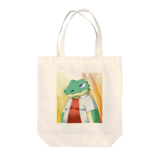 Q太郎@ひデブのQ太郎ズ Tote bags
