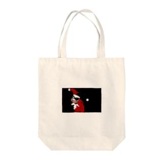 ハーレクイン Tote bags
