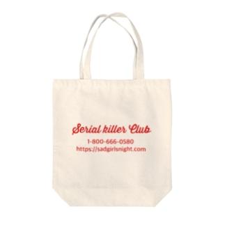 Serial killer   Tote bags