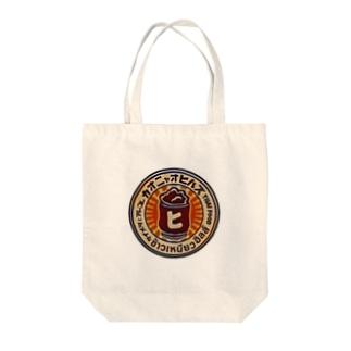 ヒデカ Tote bags