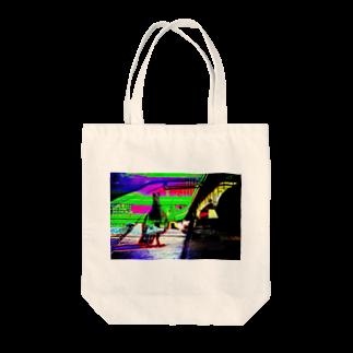 Rukbatの裏世界の王 Tote bags