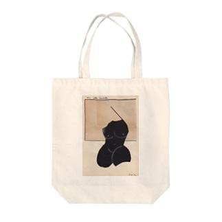 日焼け Tote bags
