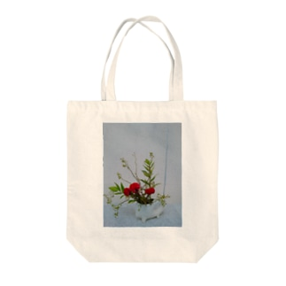 生け花 Tote bags