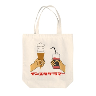 インスタグラマー Tote bags
