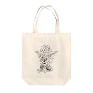 大天使の逆鱗 Tote bags