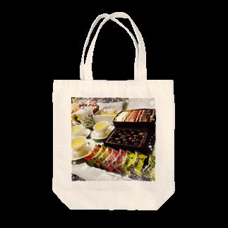 misaoのお茶会 Tote bags