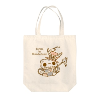 Torara in Wonderland.04 Tote bags
