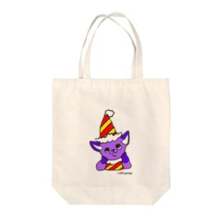 パーリィニャーンコ Tote bags