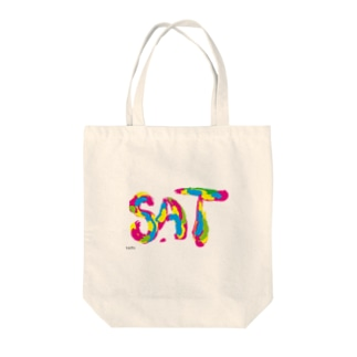 S.A.T Tote bags