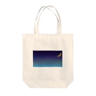 いつかの夜空 Tote bags