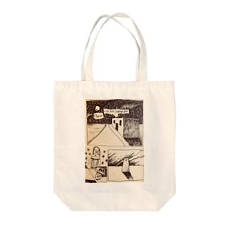 アリゾナ Tote bags