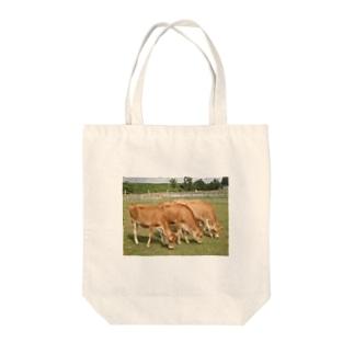 牛牛牛 Tote bags