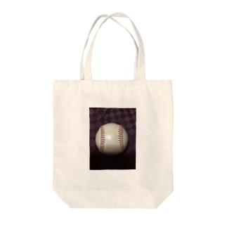 野球好きの方へ、、、 Tote bags