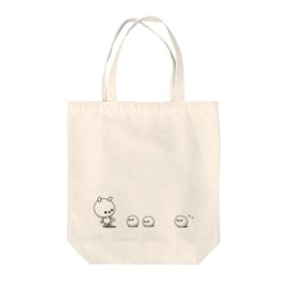 ひねくれうさぎ Tote Bag