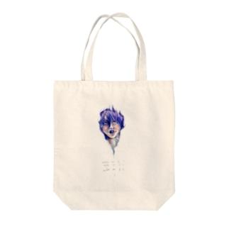【haTena】本当とは? Tote bags