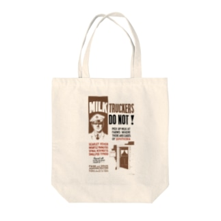 Vintage Health Poster:ヴィンテージ 健康ポスター Tote bags