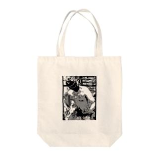 ザ・シャークグッズ Tote bags