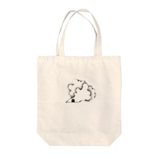 故郷の灰(light ver) Tote bags
