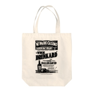 Vintage Theatre Poster:ヴィンテージ劇場ポスター Tote bags