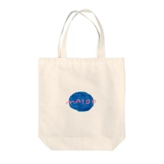 maido~ Tote bags