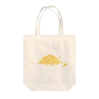 ひよこ山 Tote bags